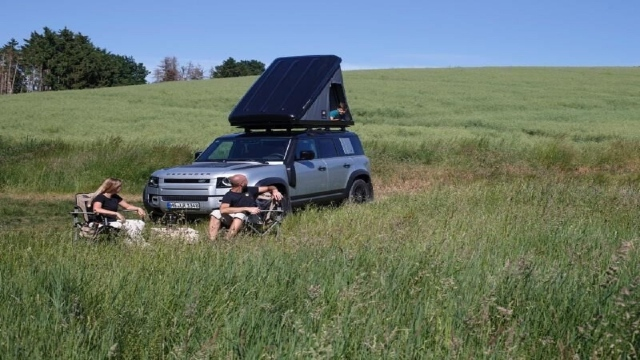 الآن يمكنك التخييم على سطح سيارتك!  - حياتنا - الميزات