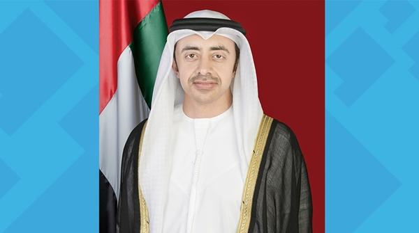 الاتحاد - عبدالله بن زايد يبحث العلاقات مع السعودية والبحرين وعمان والكويت