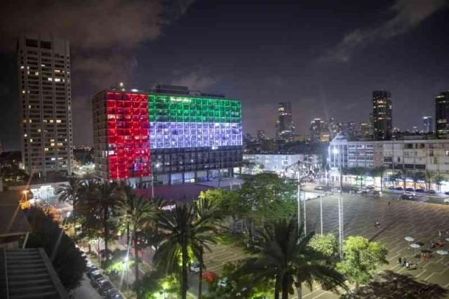 العالم يحيي شجاعة الإمارات في اختيار السلام - عبر الإمارات - الأخبار والتقارير