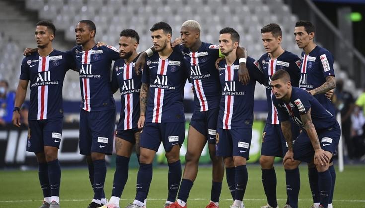 توج سان جيرمان بلقب كأس الدوري الفرنسي