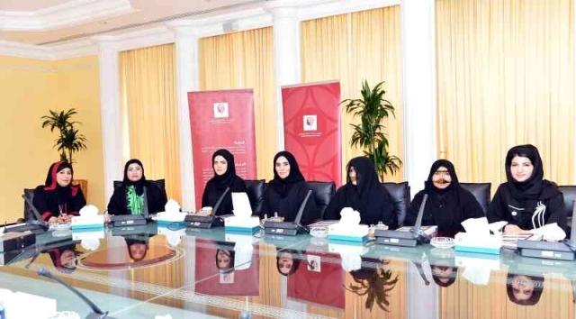 """""""سيدات أعمال أبوظبي"""" يناقش أهداف خطة المجلس الخمسية - الاقتصادية - السوق المحلي"""