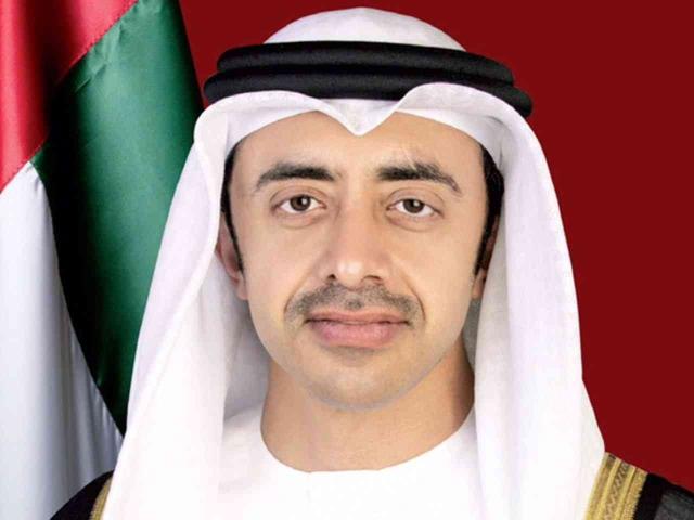 عبدالله بن زايد ووزير الخارجية التشيلي يبحثان العلاقات الثنائية وتطورات كورونا - عبر الإمارات - أخبار وتقارير