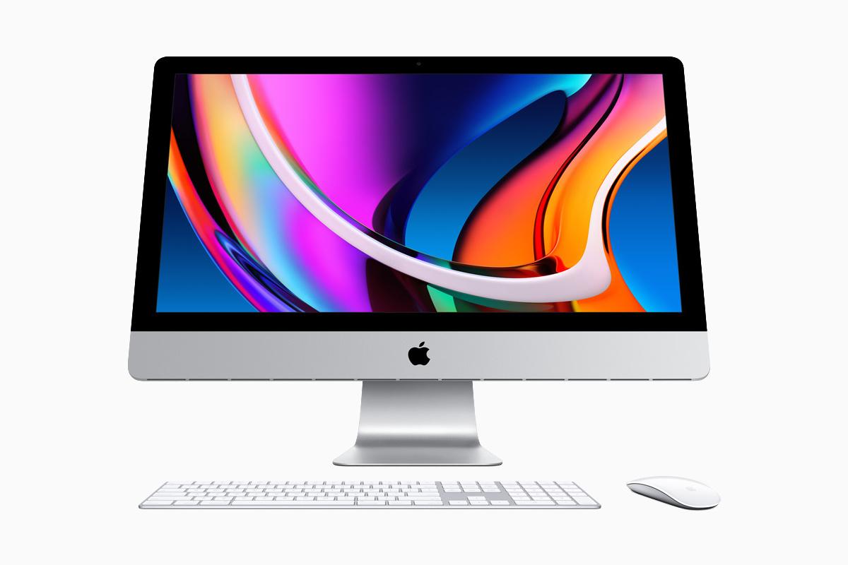أطلقت شركة Apple جهاز iMac مقاس 27 بوصة لأول مرة
